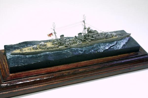 HMS Dido circa 1942 WEM 1.700