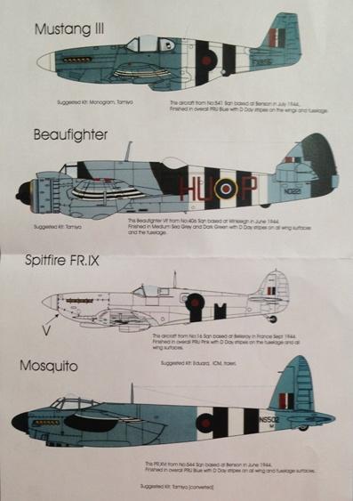 2 HN Ac Decals Blackbird Models Operation Overlord Pt1 1.48