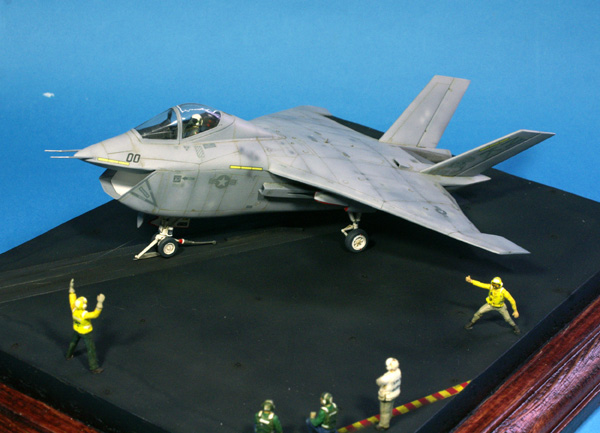 Italeri JSF 1.72 what if...