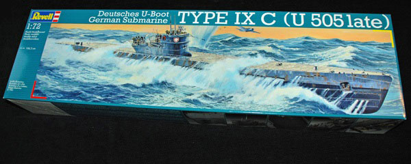 1-HN-Ma-Revell-Type-IXc-German-UBoat-U-505-Late-1.72