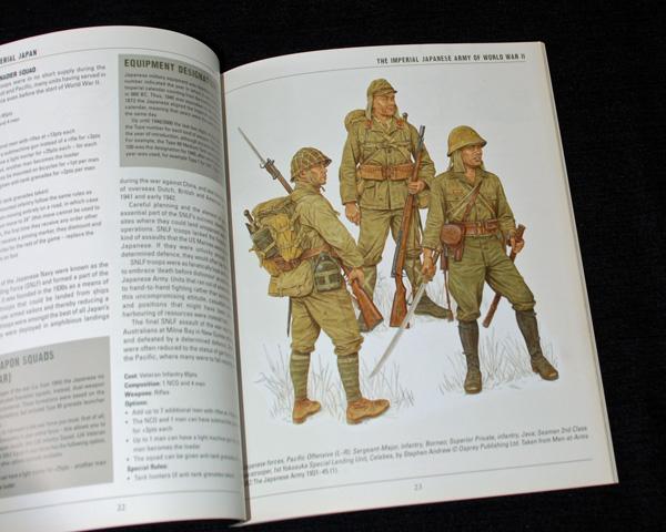 2 BR Ar Osprey Armies of Imperial Japan