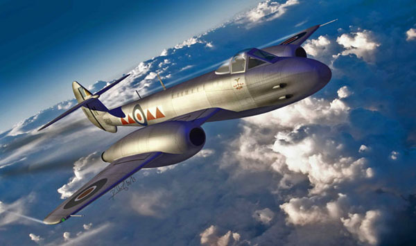 1-HN-Ac-HK-Models-Gloster-Meteor-F4-1.32