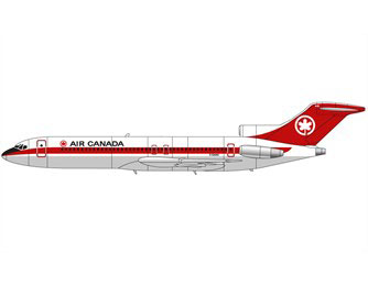 Option A - Boeing 727-233, C-GAAC, Air Canada, 1976