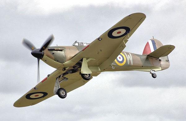 Hawker Hurricane Mk.I by Arpingstone