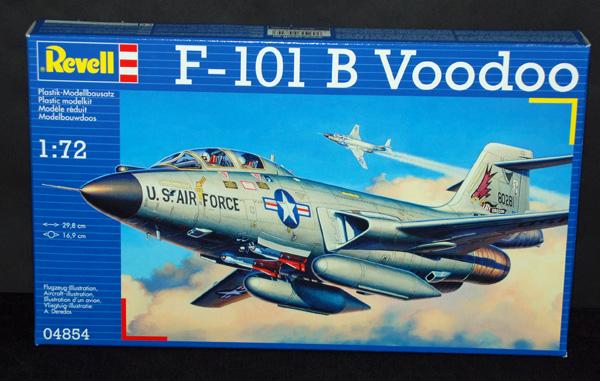 1 HN Ac Revell F101B Voodoo 1.72