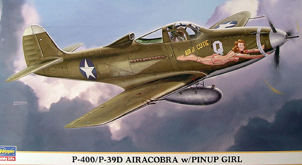 0 BN Ac Hasegawa P400 Airacobra 1.48 Pt1
