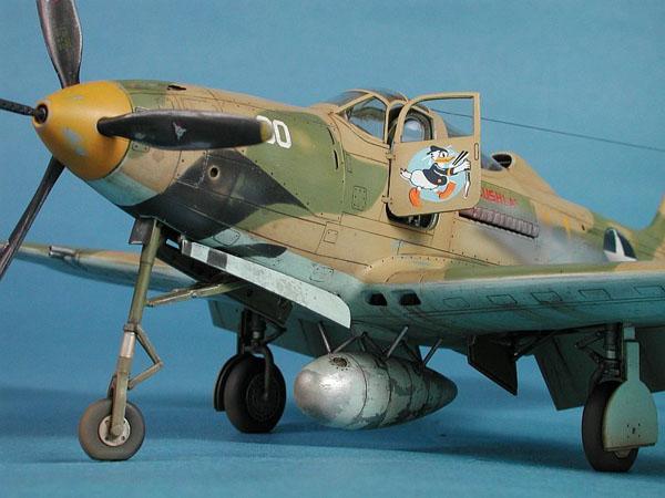 0a BN Ac Hasegawa P400 Airacobra 1.48 Pt1