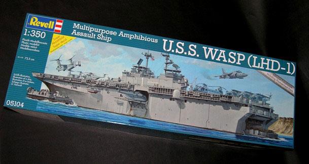 1-BN-Ma-Revell-USS-Wasp-LHD1-1.350-Pt1