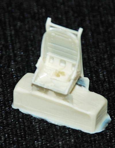 2 HN Ac Resin Ultracast-P40BC seat 48255 1.48