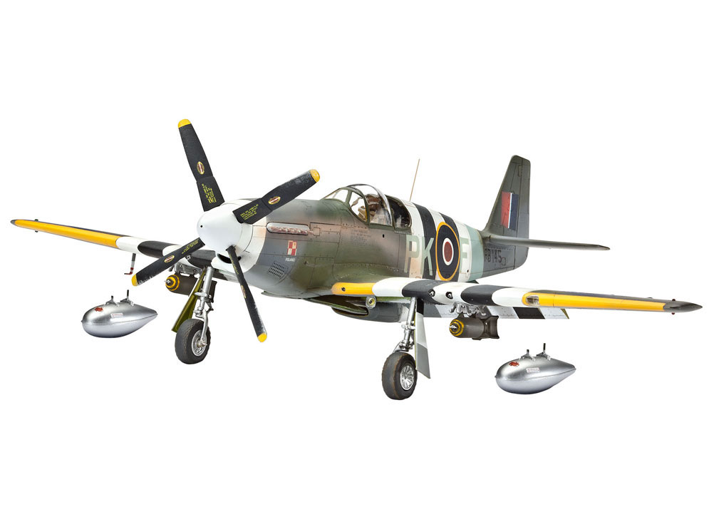 revell p-51c mustang mk iii 1 48 - page 2 of 2