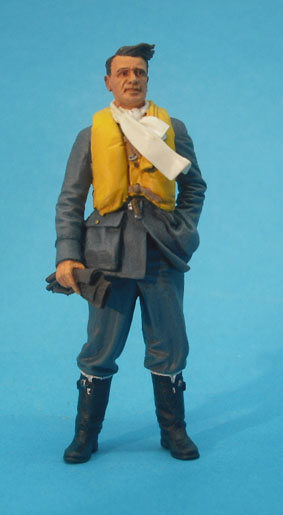 3 HN Ac Resin Ultracast Battle of Britain Pilot 1.32