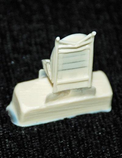 3 HN Ac Resin Ultracast-P40BC seat 48255 1.48