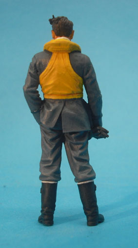 4 HN Ac Resin Ultracast Battle of Britain Pilot 1.32