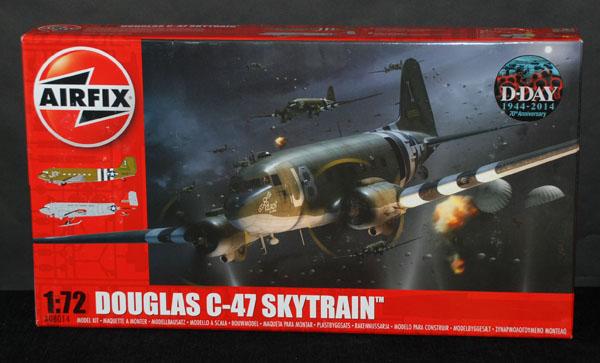 1 BN Ac Airfix Douglas C47 Skytrain 1.72 Pt1