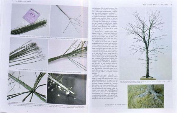 2 BR Ar Wild Swan Pub Modelling Trees Pt1