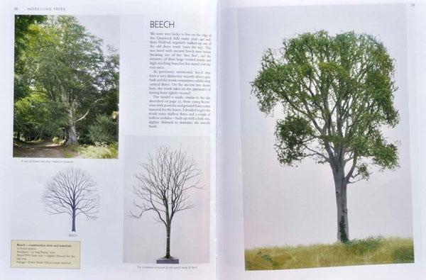 4 BR Ar Wild Swan Pub Modelling Trees Pt1