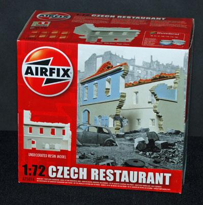 1 HN Ar Airfix Czech Restaurant 1.72