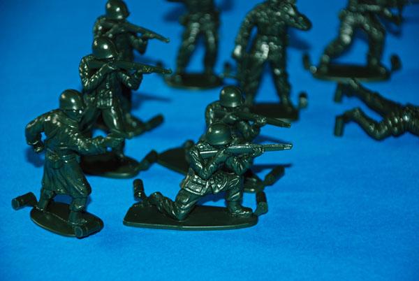 2 HN Ar Revell US Infantry WWII 1.32