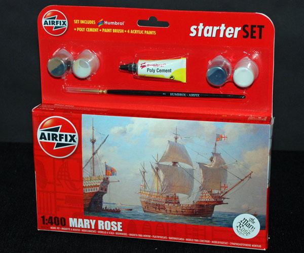 1 HN Ma Airfix Mary Rose 1.400