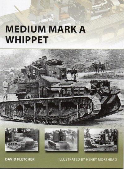 1 BR Ar Osprey Medium Mark A Whippet