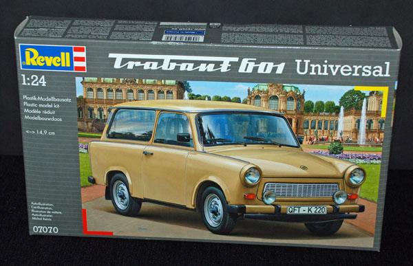 Revell Trabant 601 Universal 1:24
