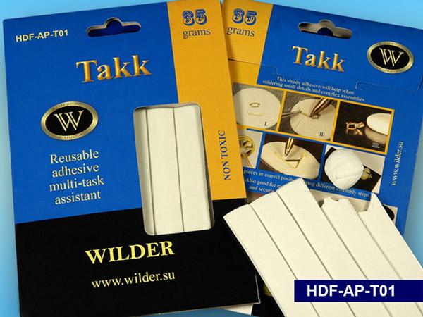 1 HN TM Wilder TAKK adhesive putty