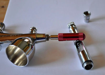2 HN TM Iwata Iwata Nozzle Wrench