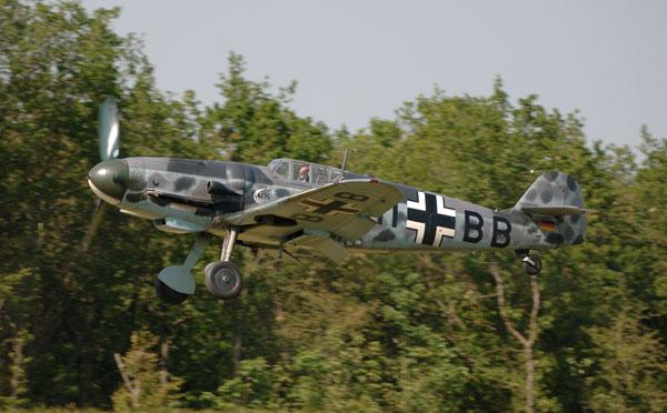 3 HN Ac Airfix-Messerschmitt Bf 109G6 1.72