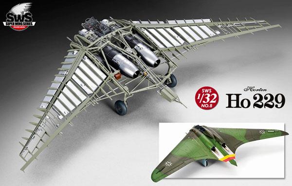 1 HN Ac Zoukeimura Ho 229 Horten 1.32