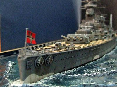 2 BN Ma Academy Admiral Graf Spee 1.350