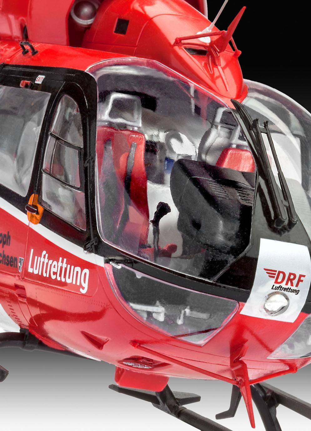 Majorette EC 145 Helicopter DRF Notartz New In Blister