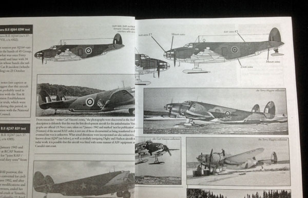 6 HN Ac Decals Aviaeology Venturas in Canada 1 1.48