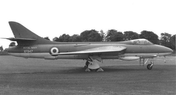 01g BN Ac Revell Hawker Hunter Miss Demeanour 1.32 Pt1