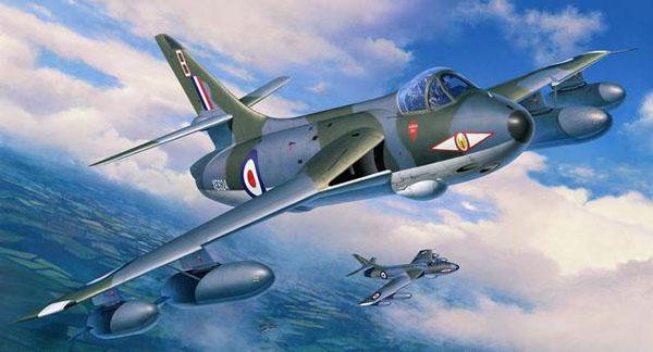 1 BN Ac Revell Hawker Hunter Miss Demeanour 1.32 Pt1