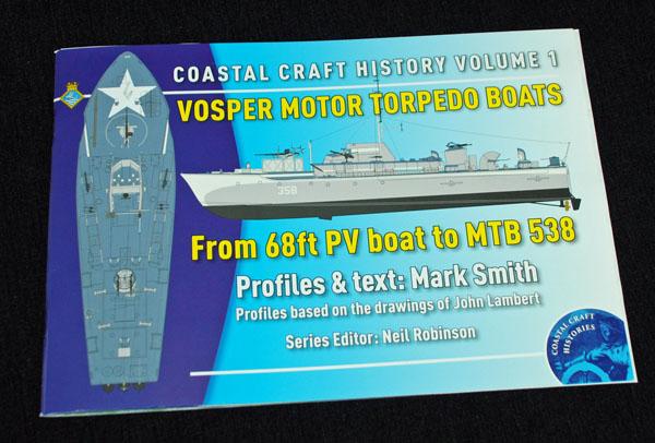 1 BR Ma Coastal Craft Models Vosper Motor Torpedo Boats