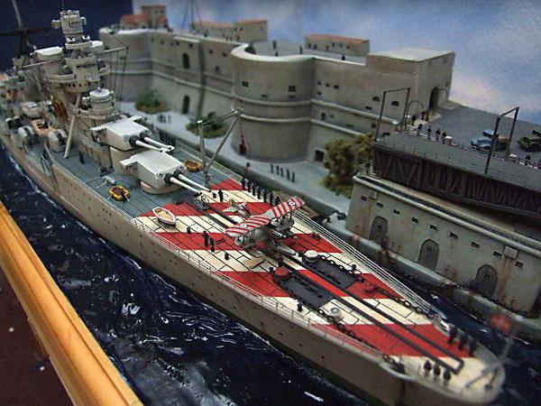 3 BN Ma HobbyBoss Italian Heavy Cruiser Pola 1.350 Pt1