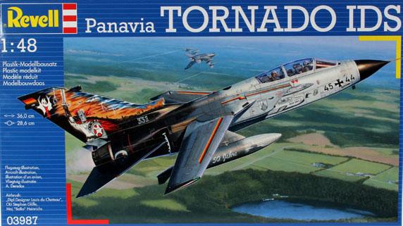 1 BN Ac Revell Tornado IDS.GR$ Conv 1.48 Pt1