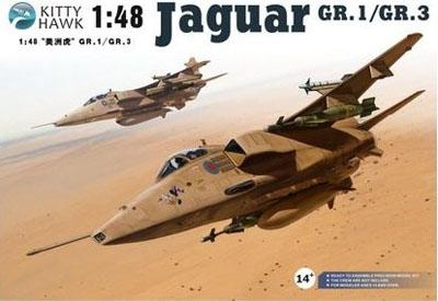 4 BN Ac Kitty Hawk SEPECAT Jaguar GR1,3 1.48 Pt1