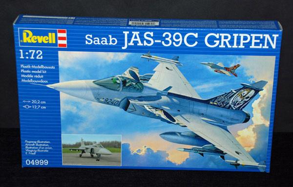 1-HN-Ac-Revell-Saab-JAS-39C-Gripen,-1.72