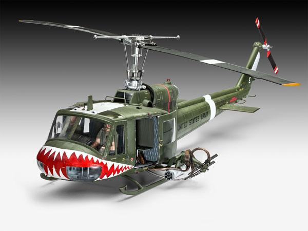 3-HN-Ac-Revell-Bell-UH1-Huey-1.24