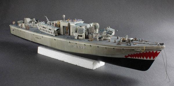 "Coastal Craft Fairmile ""D"" MTB 1:72 - Scale Modelling Now"