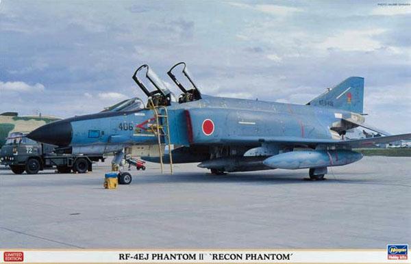 1 BN Ac Hasegawa RF4EJ Recon Phantom 1.48 Pt1