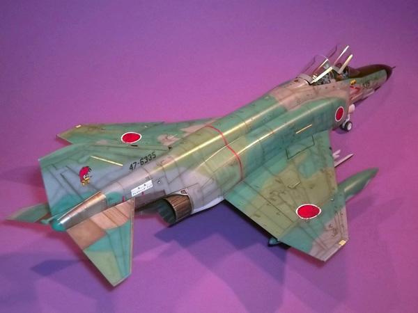2 BN Ac Hasegawa RF4EJ Recon Phantom 1.48 Pt1