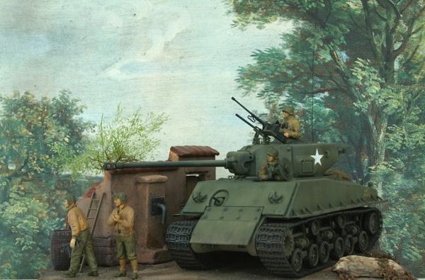 """Expedient"" Sherman - M4A3(76) HVSS"