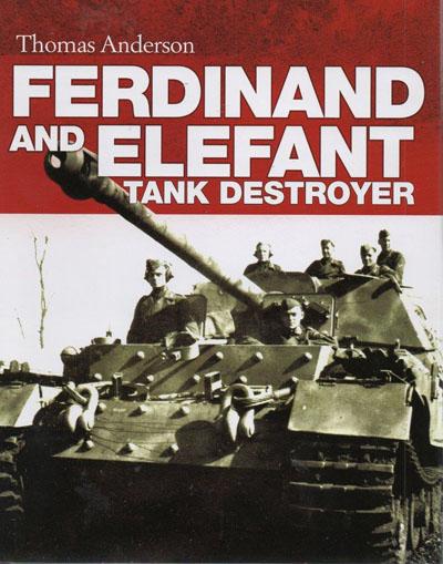 1 BR Ar Osprey Ferdinand and Elefant Tank Destroyer
