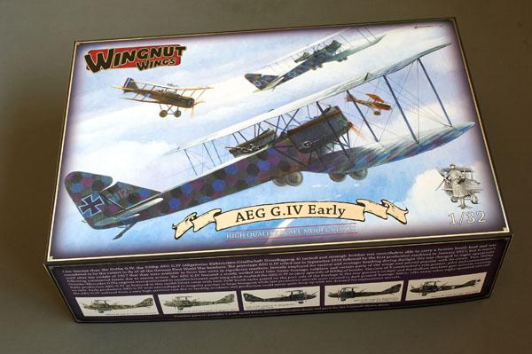 1 HN Ac Wingnut Wings AEG GIV Early 1.32