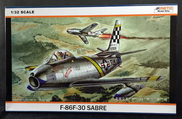 1 BN Ac Kinetic F86F30 Sabre 1.32 GC Pt1
