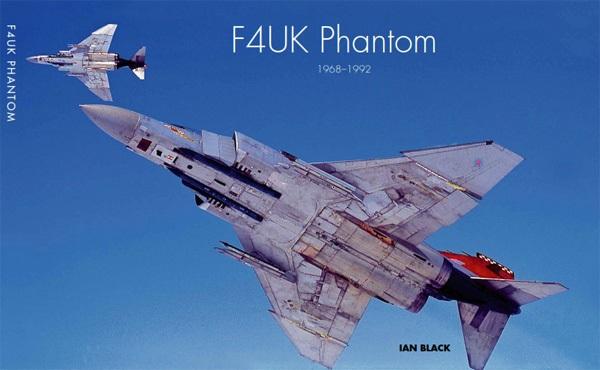 1 BR Ac Firestreak Books F4 UK Phantom 1968 to1995