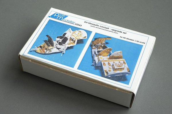 1 HN Ac Profimodeller DH Mosquito sets for HKM Mosquito 1.32