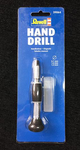 1 HN T Revell Hand Drill